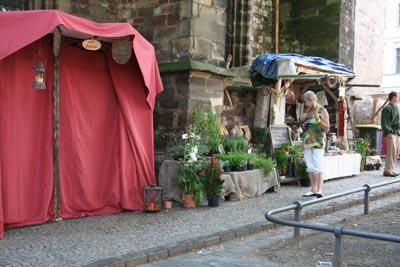 Mittelaltermarkt Eisleben