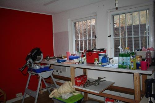 Laden-Renovierung