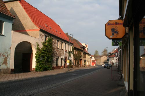 Tauchas Hauptstraße