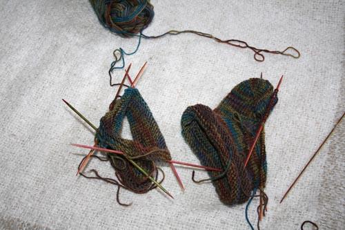 Socken für mich